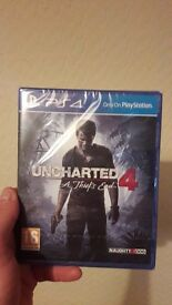 Ps4 uncharted 4 a thiefs end sealed