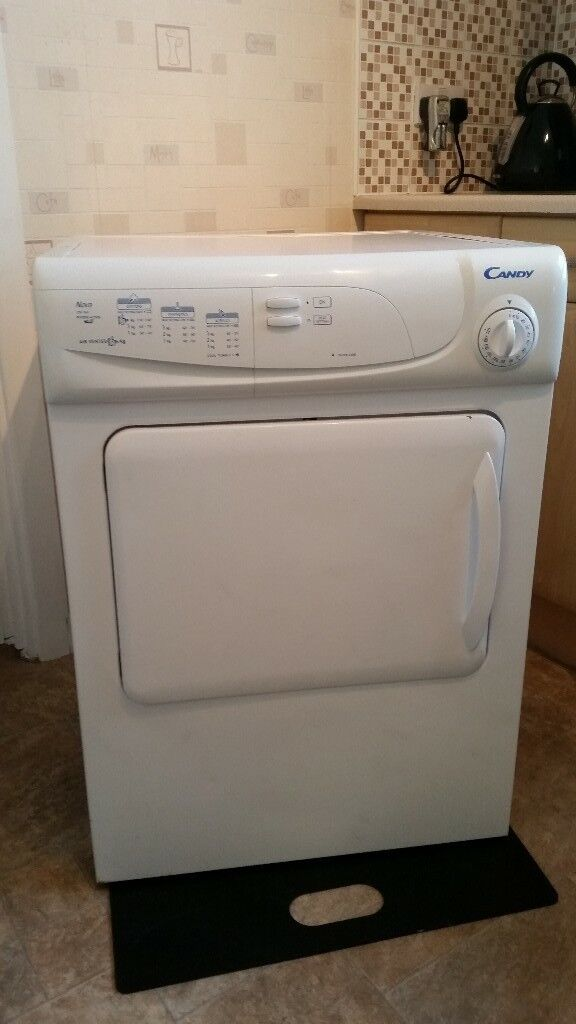 Candy 6kg Tumble Dryer In Excellent Condition Can Deliver For A