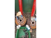 selection of lorry parts alpha or Daf