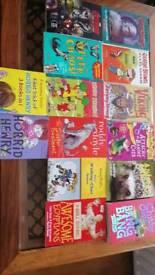 Children's reading books primary age bundle