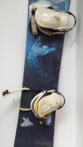 Sims SnowBoard. We Sell Used Sporting Goods. (#43587) NR1101482