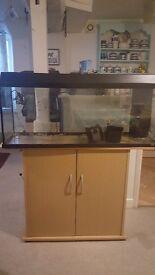Juwell Aquarium 120 litres