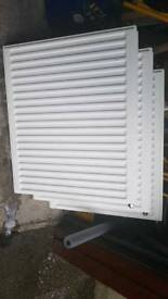 3 radiators for sale