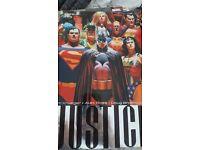 Justice hardcover vol 1
