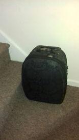 Cabin wheeled trolley luggage