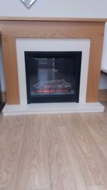 Electric Fire For