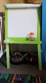 Kids 2 sided easel for sale