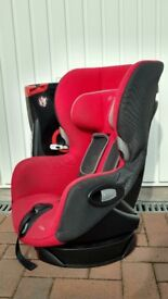 Maxi-Cosi Axiss Forward Facing Group 1 Car Seat (Tango Red)