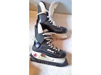 Bauer Ice Skates Size 4