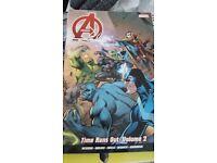 Avengers time runs out vol 2: Hickman