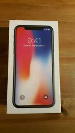 Apple Iphone X 64GB Space Grey / Brand New/ Unlocked