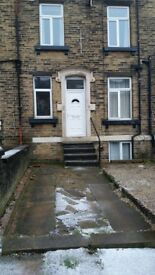 Large 4 Bed Terrace Property For Sale in Bradford