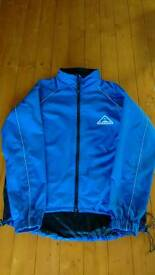 Altura mens cycling jacket, large.