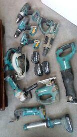 Makita tools