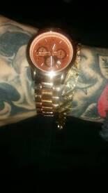 Mickal kors watch