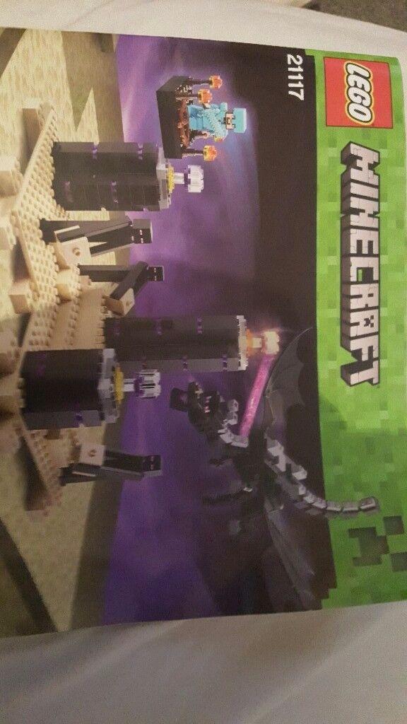 minecaft lego set 21117