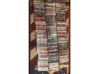 Job lot of dvds over 200