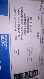 Ben and Holly Little Kingdom Dunfermline tickets