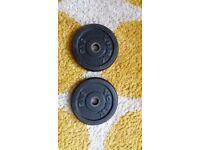 iron plates set 5kg
