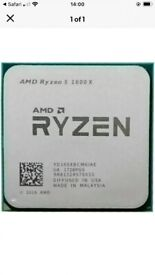 Amd Ryzen 5 1600X 3.2 GHZ processor
