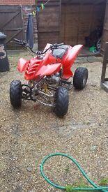 Loncin 150cc quad big frame