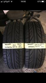 215/65/16 2156516 215-65-16 215:65:16 102V XL ACCELERA PAIR OF 2 TYRES