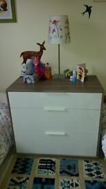 Chest of drawer new