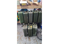 Steel Jerry Cans