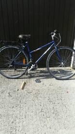 20 inch laidies hybrid bike