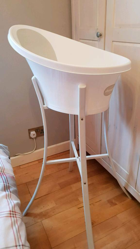 Shnuggle baby bath and stand | in Baglan, Neath Port Talbot | Gumtree