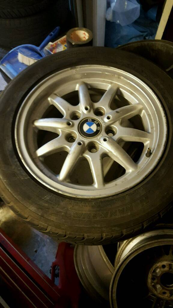 Bmw alloys x 5