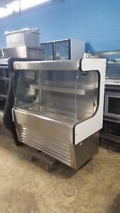 4 FT STAINLESS STEEL GRAB AND GO COOLER ( QBD )