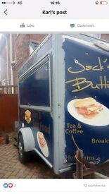 Food van for sale