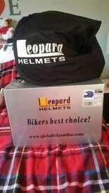 Eopard helmet new