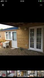One Bedroom annexe - short term let only