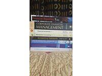 Accounting & Finance books
