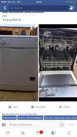 Below dishwasher