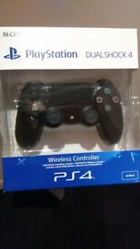 Brand new boxed PS4 controller