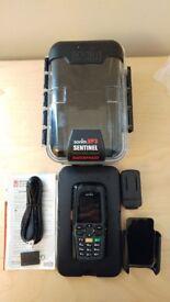 Sonim XP3.20 Sentinel Water (IP67) and Drop (2 m) Resistant Black Phone