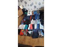 Big bundle of boys clothes age 10-12