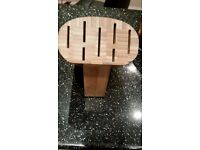 Denby knife block. Never used. Perfect condition.