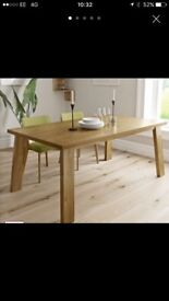 Brand new dining table - MUST GO SOON