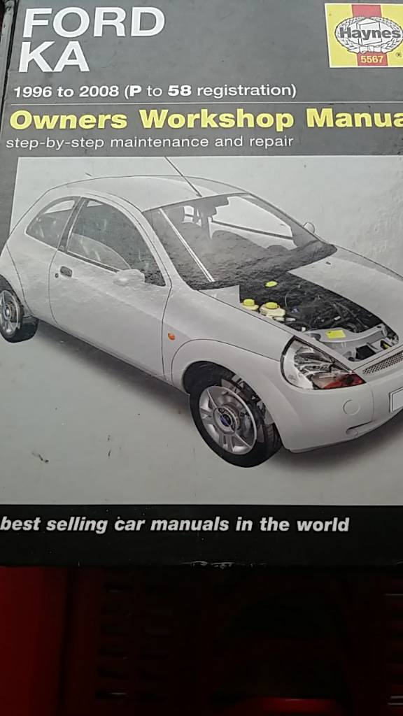 Haynes Ford Ka Workshop Manual