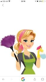 Experienced cleaner looking for job