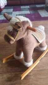 Mamas and Papas' rocking horse