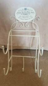 Shabby chic towel rail