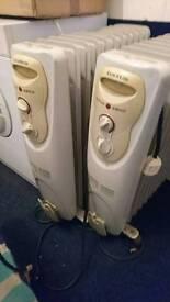 Taurus oil radiator 2500