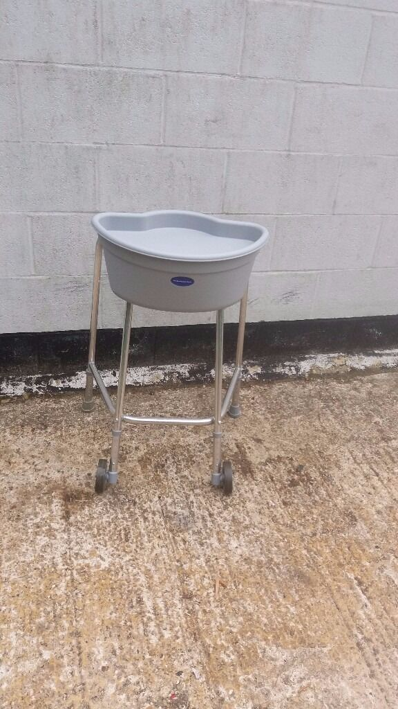 ZIMMER wheeled walking frame with caddy and tray | in Colchester ...