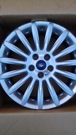 Mondeo business alloys 17""