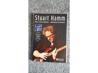 Stuart Hamm Bass Transcriptions: Outbound & Beyond Bass Guitar TAB Sheet Music & CD